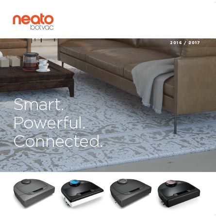 Neato Product Line Brochure